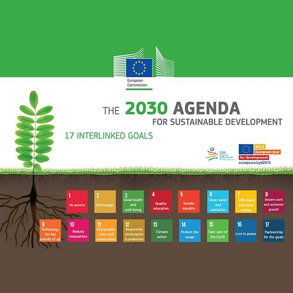 European Commission – The 2030 Agenda for Sustainable Development