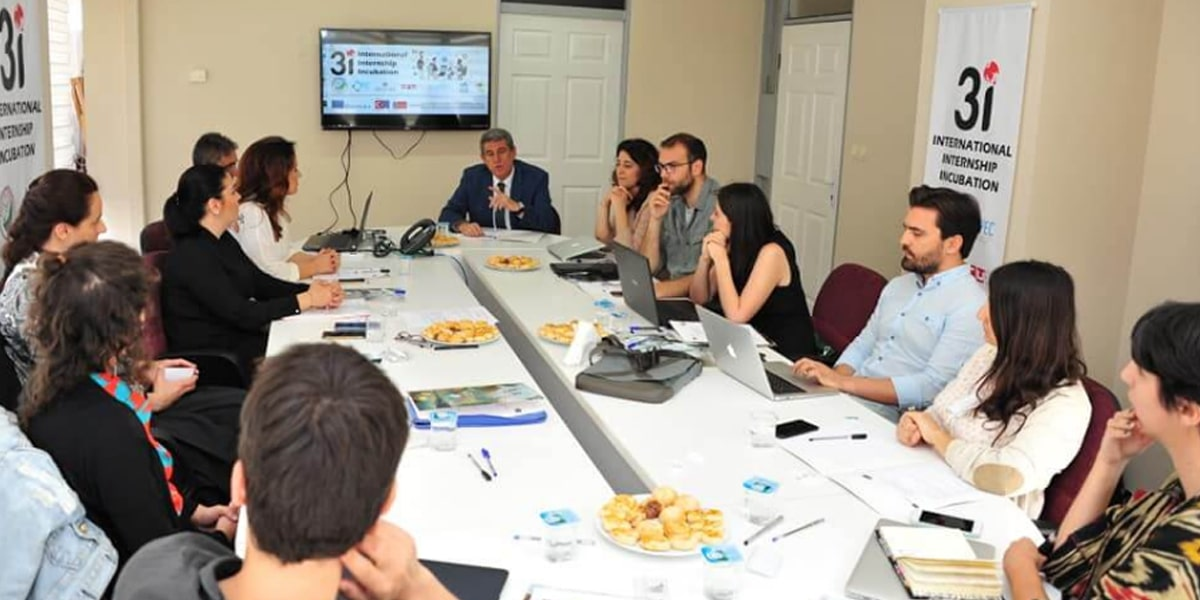 International Internship Incubation Looking for Its Interns!