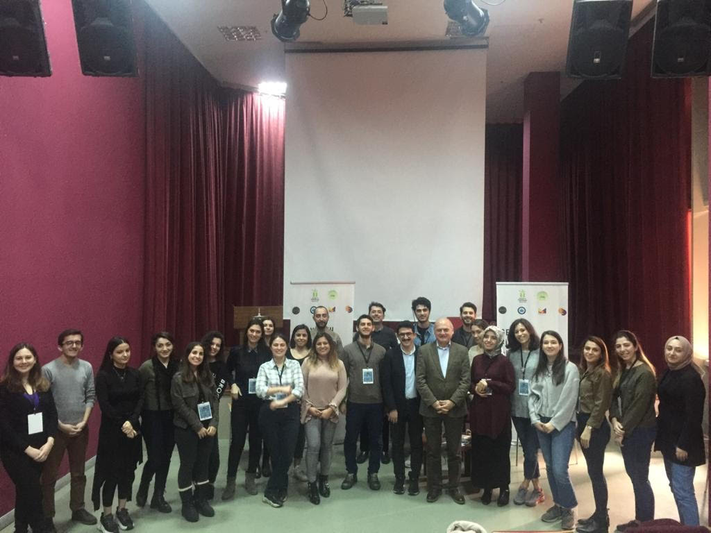 """Local Workshop of the """"Young Ideas Sustainable Cities"""" Project"""