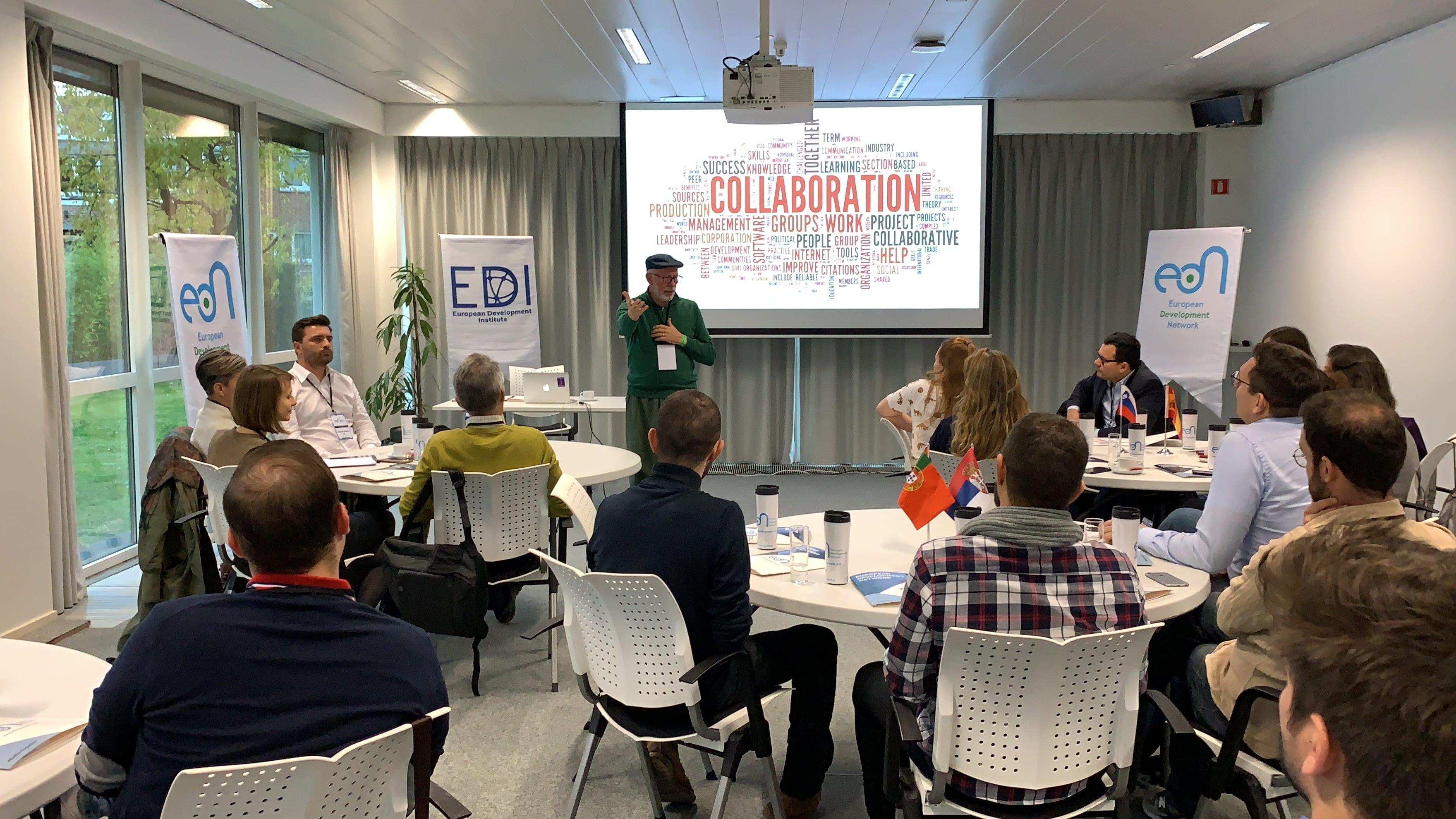 The European Development Network Summit's Projects
